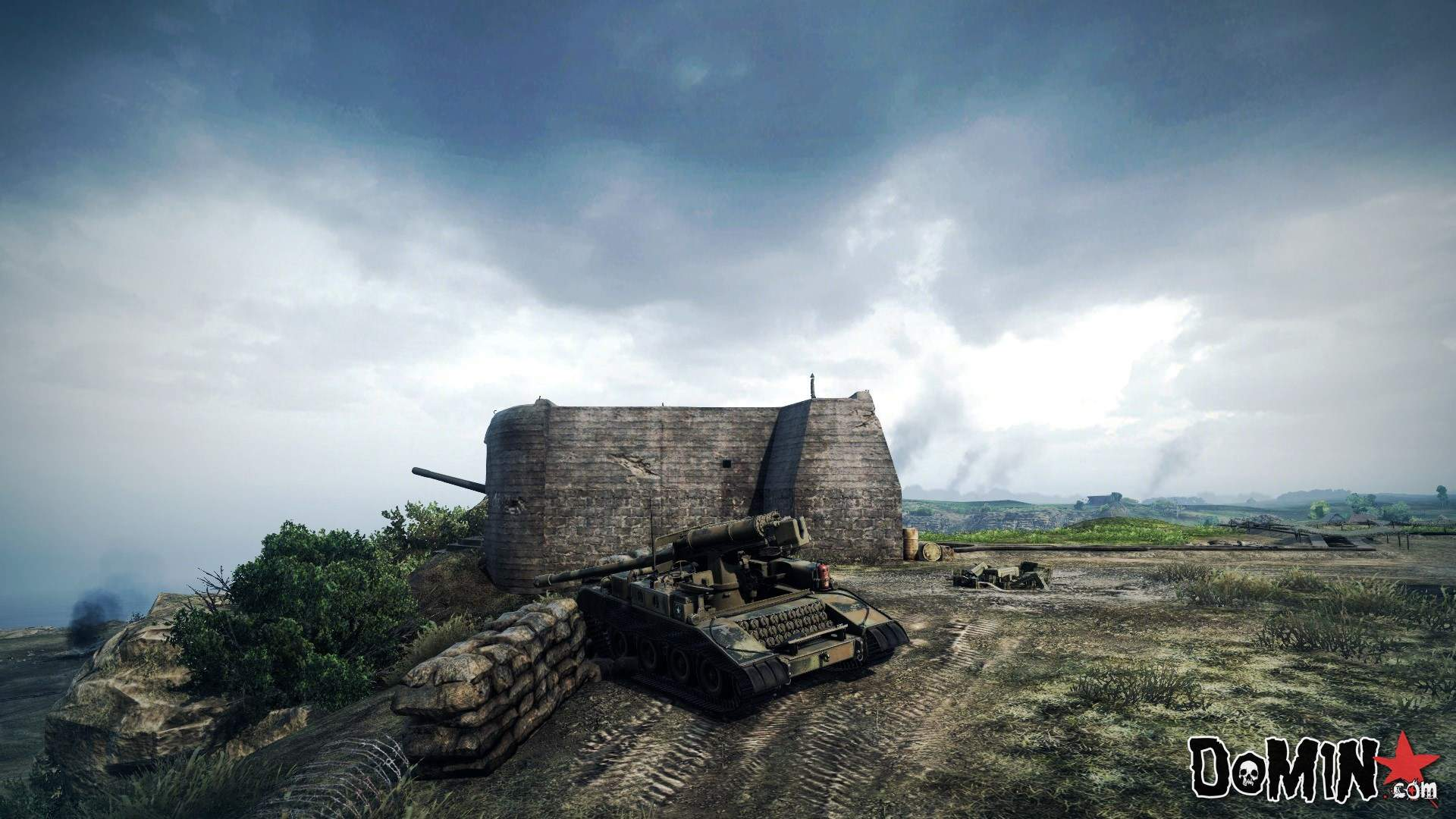 M 56 Scorpion For Sale In California: World Of Tanks M56 Scorpion Ingame Pictures