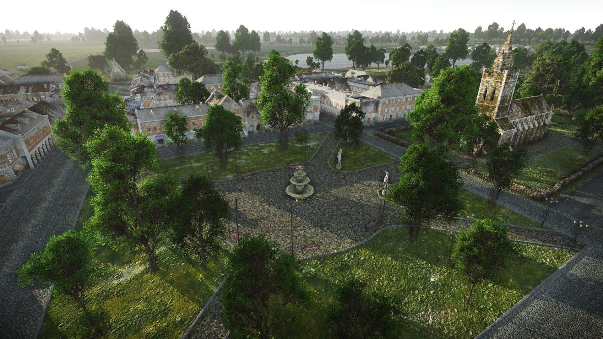 War Thunder Ground Forces cities maps | MMOWG.net