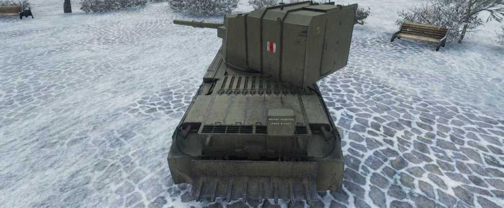 FV4005