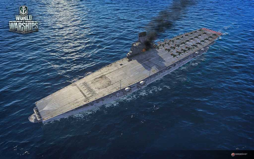 Wargaming Announces Project R For World Of Warships
