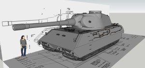from http://www.deviantart.com/art/VK-10001-Mammut-turret-face-update-472007098