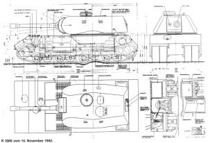 Typ 205B, Mauschen, 150ton – 150mm + 75mm gun