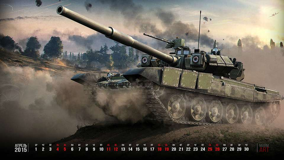 Wot Wallpaper By Marm Fcm 50t