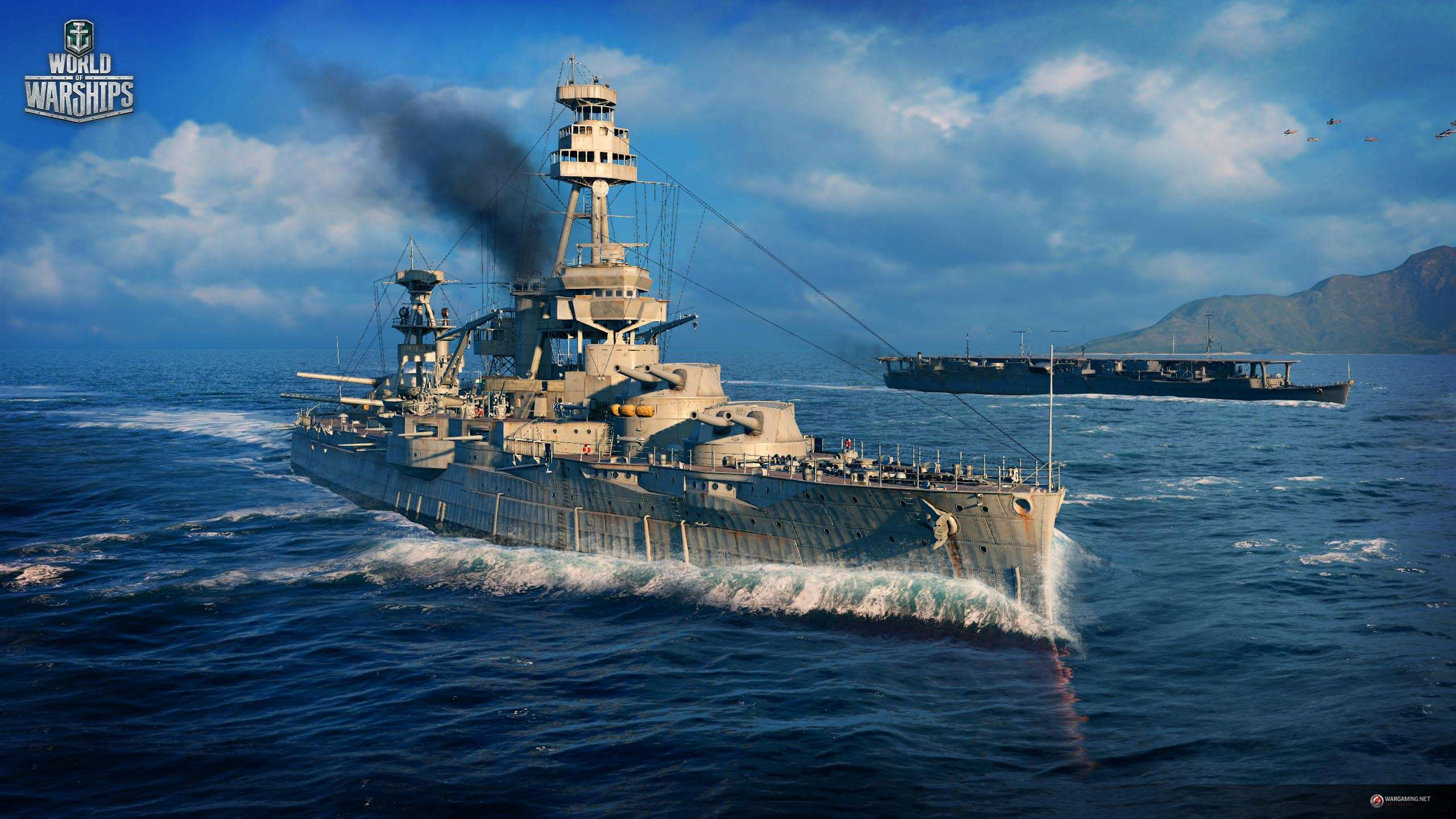 World of Warships Will Be Released Soon! | World of Warships
