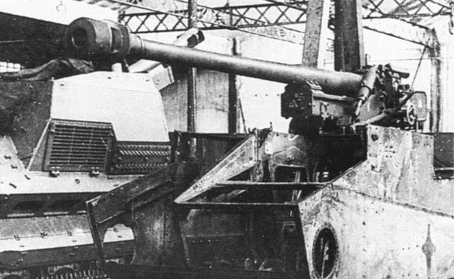 7,5 cm PaK-40 auf Vickers Mk VI (e)