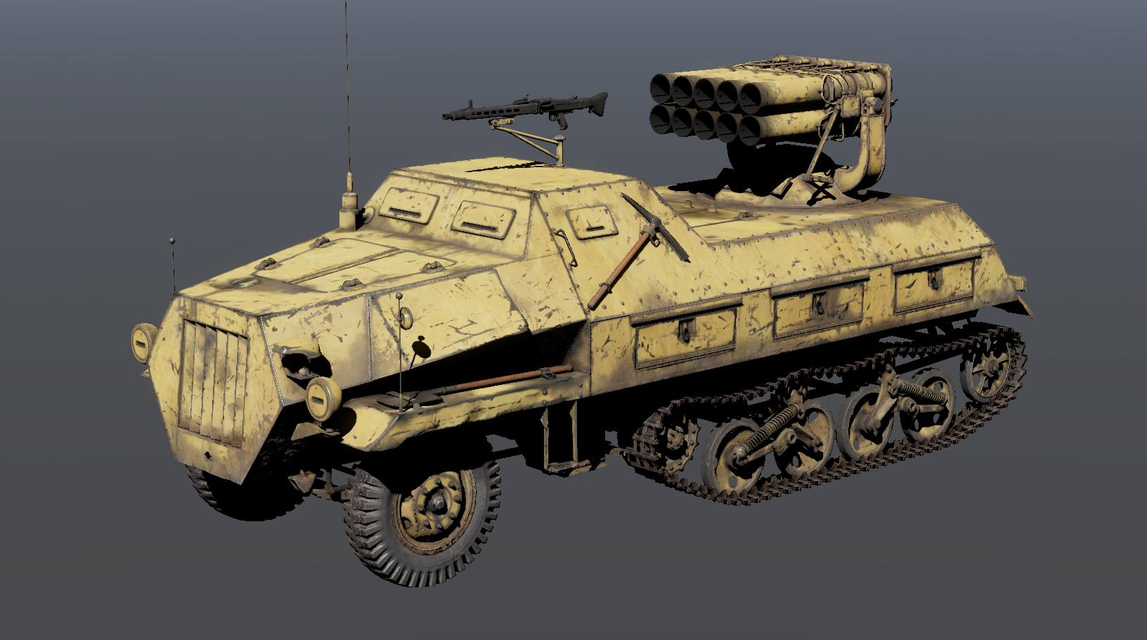 War Thunder Panzerwerfer 42 Auf Sf | MMOWG net