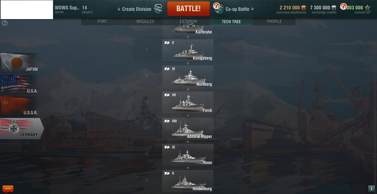 Published in Home , News , WarGaming news and World of Warships