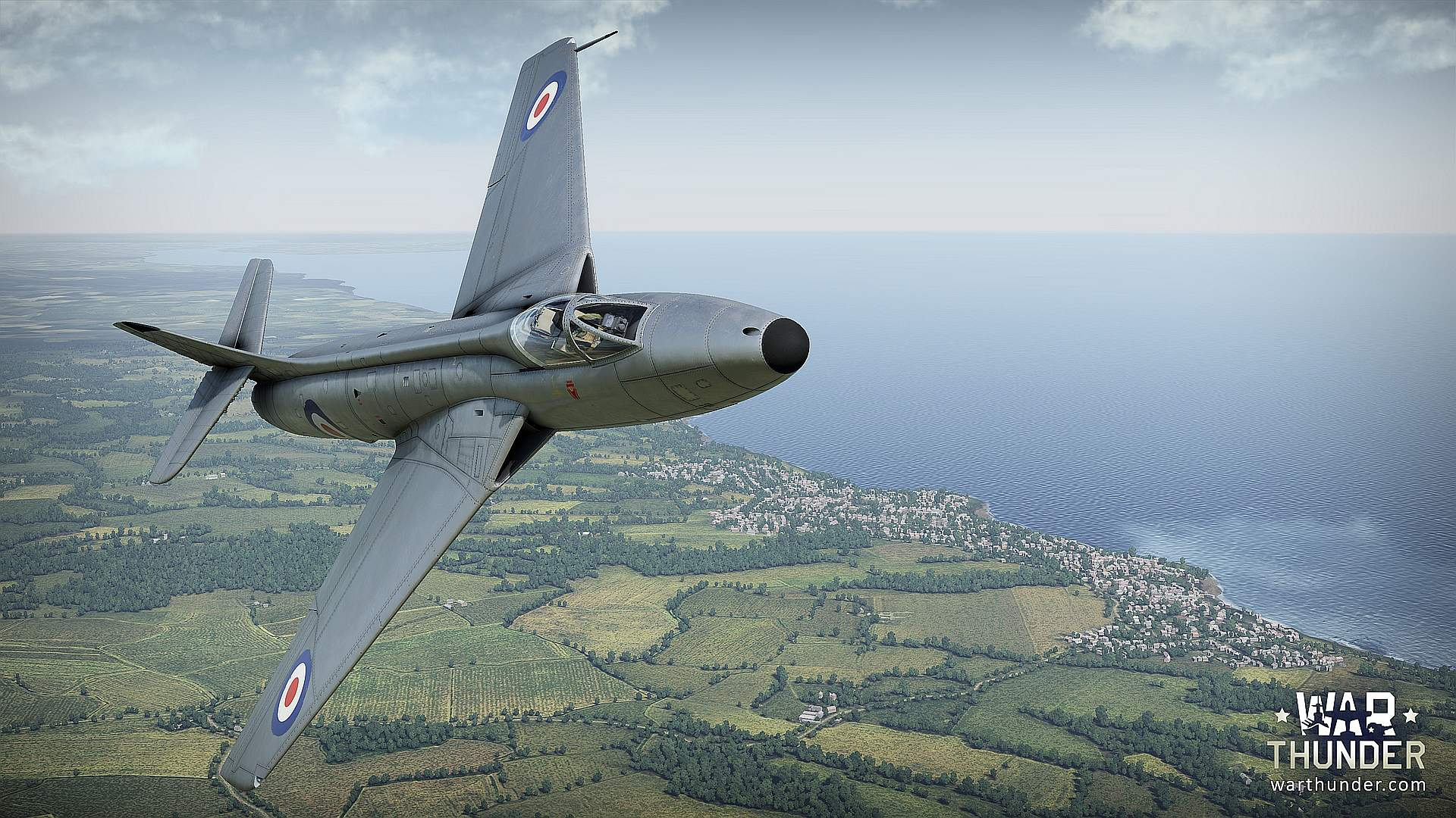 hawker hunter war thunder