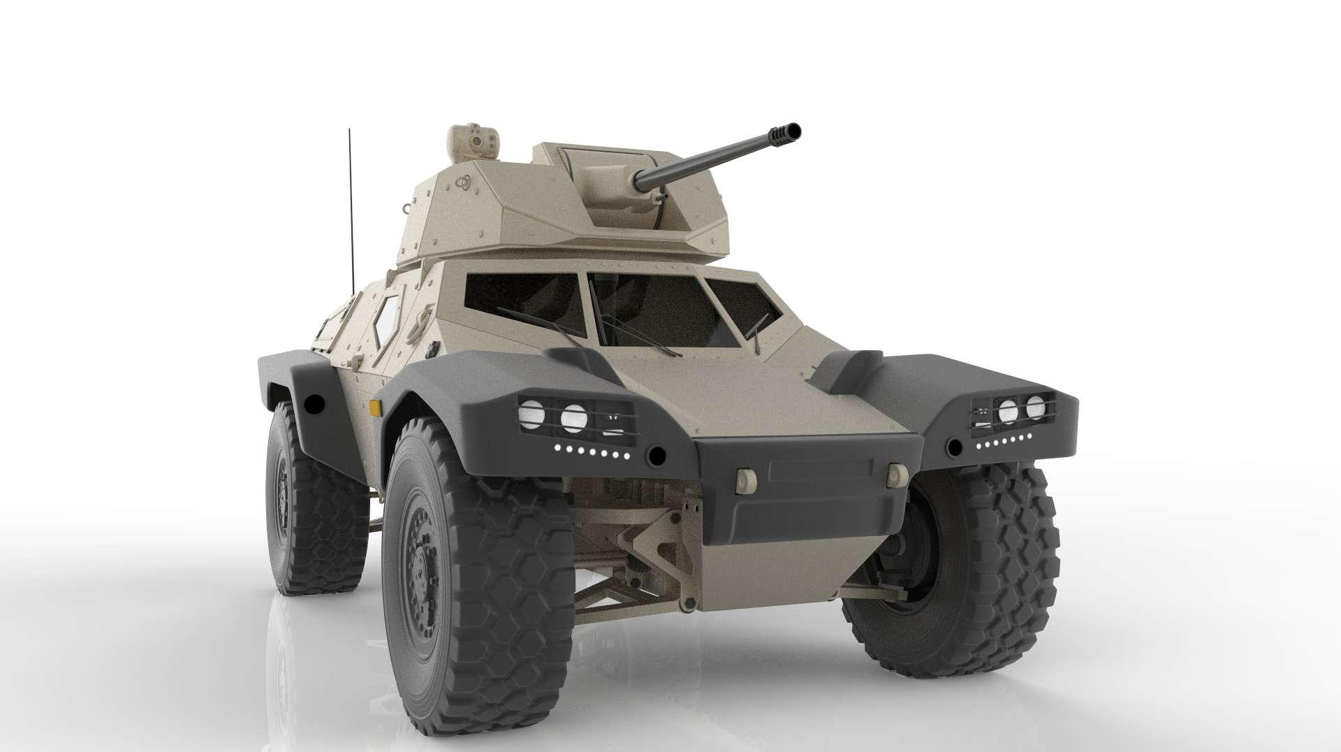 Armored Car  Multiplayer