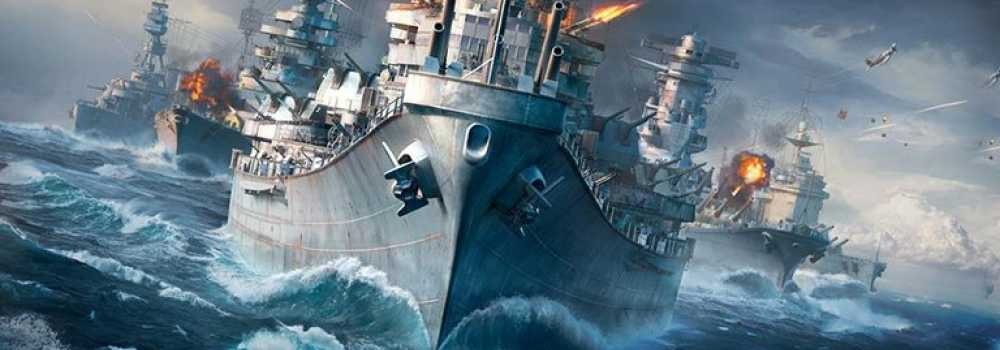 Massively Multiplayer Online WarGames - WoT news - WoWs news