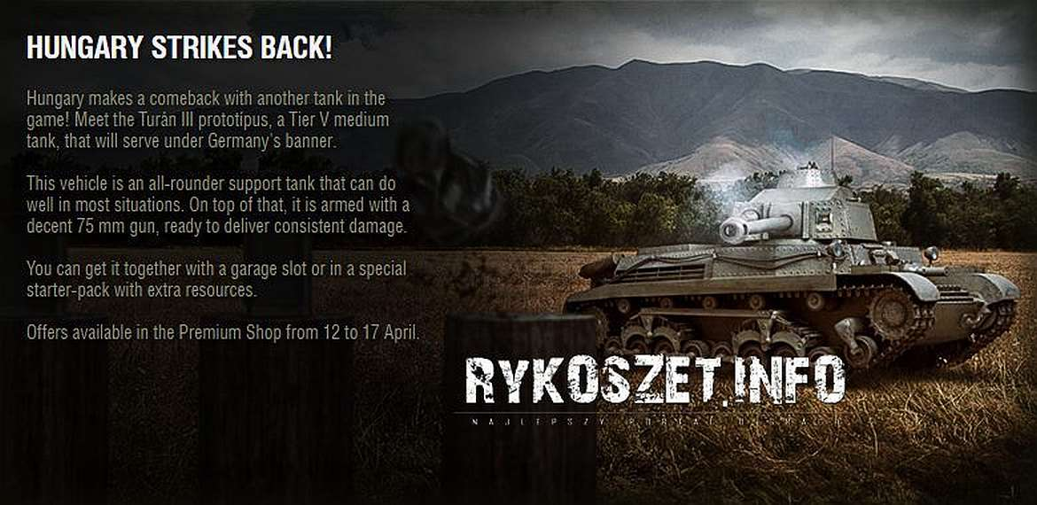 World of Tanks news | Archives | Page 306 of 623 MMOWG net