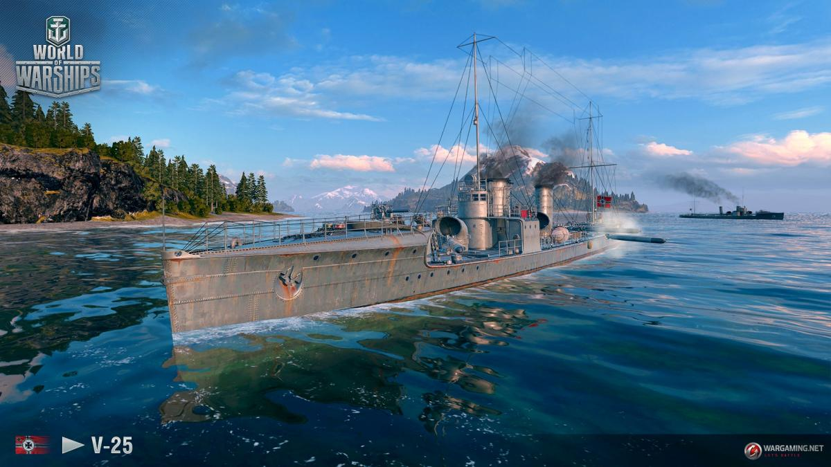 World of Warships big bonus code | MMOWG net