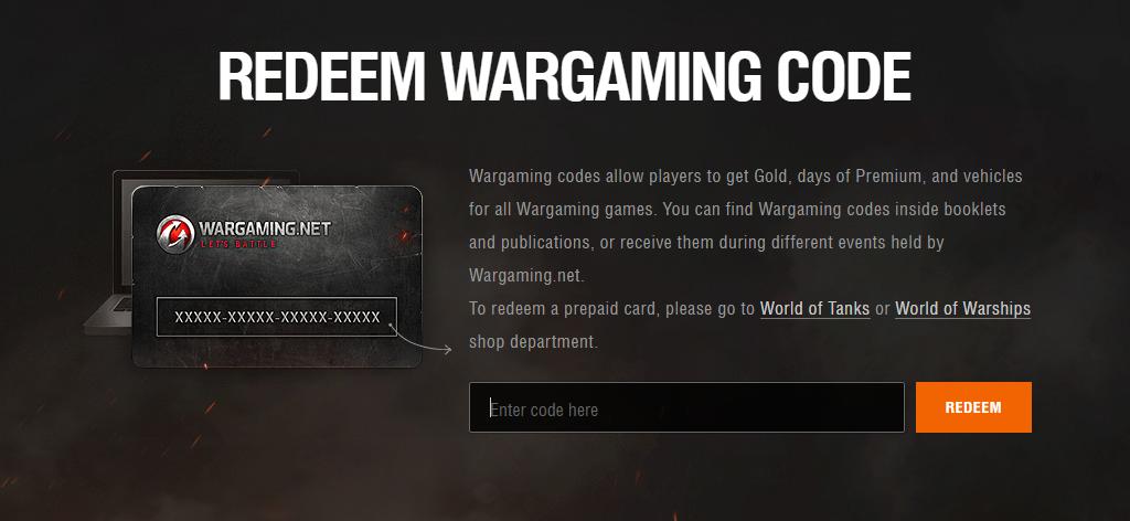 Risultati immagini per bonus codes wot