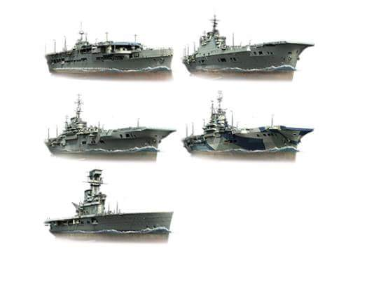 rework of cvs - aircraft carriers