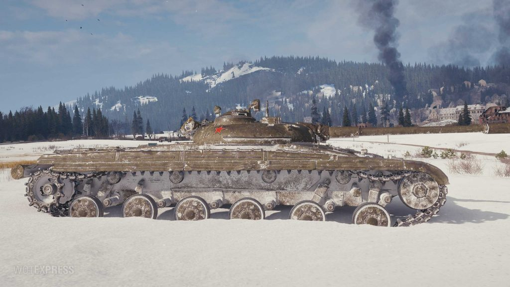 LT-432 czołg lekki premium - ZSRR - World of Tanks official