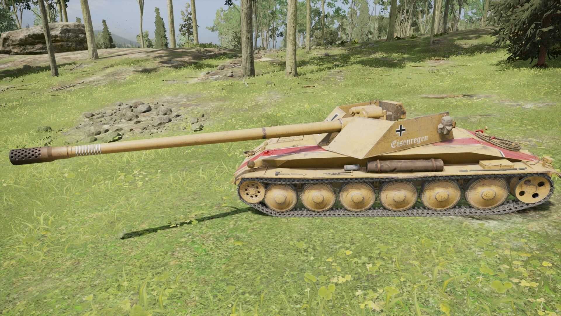 World of Tanks Console - Iron Rain Borsig - autoloader | MMOWG net
