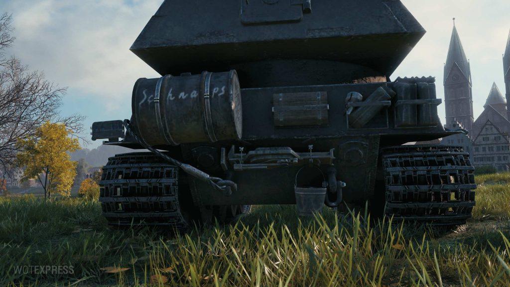 World of Tanks ST - VK 75 01 (K) on the battlefield   MMOWG net