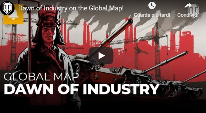 dawn of industry