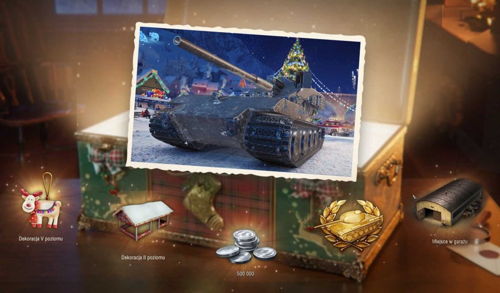 World of Tanks EU - New Year Offensive 2021 - Christmas boxes - very rare drops | MMOWG.net
